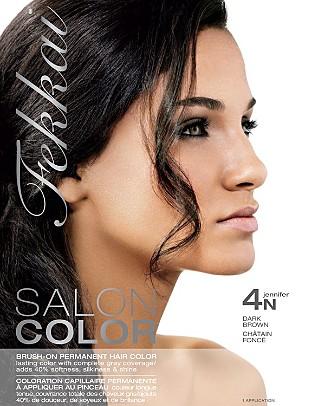 hair color box