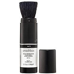 Smashbox dual finish powder