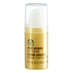 Body Shop Eye Cream